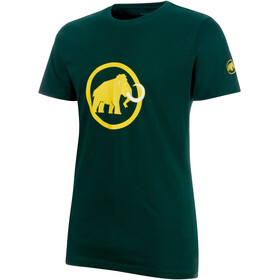 Mammut Logo Shortsleeve Shirt Men green